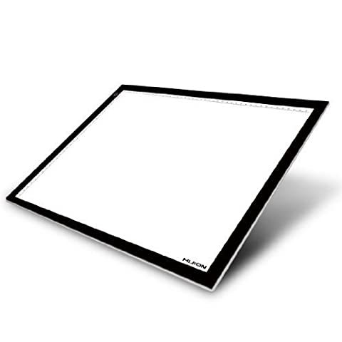 Huion A3 LED Touch ADJUSTABLE Illumination Lightbox Lightpad for Craft Design Photo or Tracing