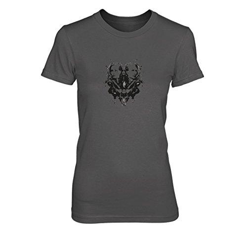 n T-Shirt, Größe: XL, Farbe: grau (Wie Halloween Begann)