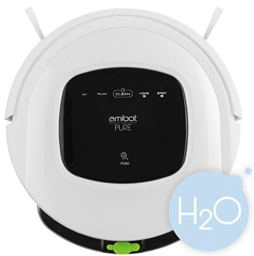 AMIBOT Pure H2O - Robot aspirador y limpiador
