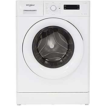 Whirlpool 7 kg Fully-Automatic Front Loading Washing Machine (Fresh Care 7110, White)