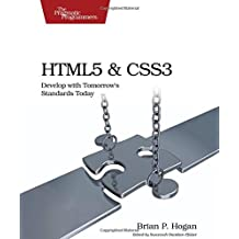 HTML5 and CSS3 (Pragmatic Programmers)