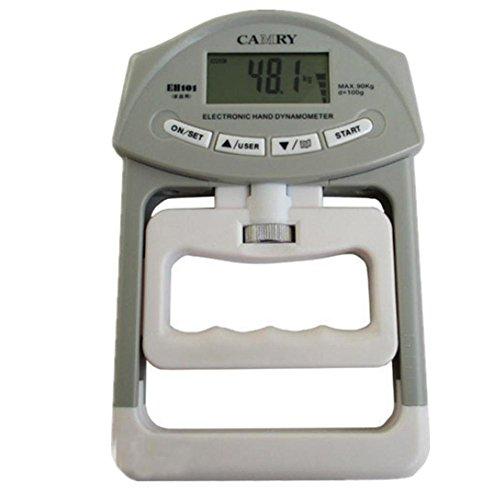 GJA Tester elektronische Kraftmessgerät Prüfstandlast Physikalische Prüfung Messer , grey (Elektronisches Dynamometer)