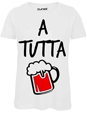 T-Shirt Divertente Donna Magli