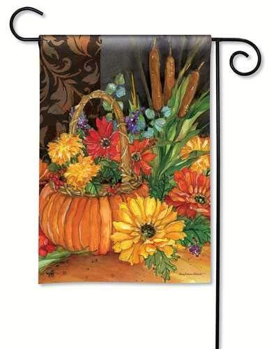 MAIL31005 Autumn Tapestry Garden Flag Decorative Garden Flag Banner for Party Outdoor Home Decor(Size: 12.5inch W X 18 inch H) - Tapestry Garden Flags