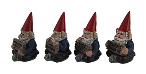 Adorable-Gnome-Sayin-4-Piece-Seated-Garden-Gnome-Set