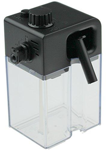 DeLonghi Milchbehälter, Milchaufschäumer für Lattissima Nespressoautomaten (7313238361 / 5513224751)