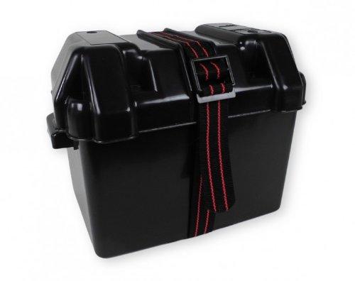 Batteriekasten schwarz Typ 1