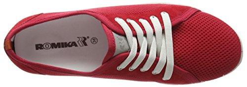 Romika - Traveler 06, Scarpe da ginnastica Donna Rosso (Rosso (rot 400))
