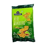 Sapphire Vege Crackers, 350gm