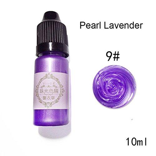 SYlive Liquid Pearl flüssiges Pigment in verschiedenen Farben
