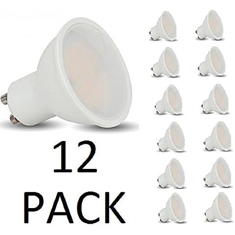 V-Tac LED GU10 Bulbs - PACK OF
