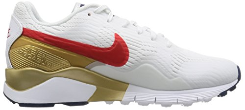 Nike 845012-101, Scarpe sportive Donna Bianco
