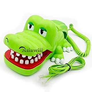 asiawill Creative Krokodil Style Telefon