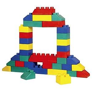 Edushape - Juego de bloques para bebé (806026) , Modelos/colores Surtidos, 1 Unidad