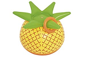 Bestway 52234 Juguete Inflable - Juguetes inflables (Exterior, Toy Pineapple, Verde, Amarillo, Vinilo, 2 año(s), 5 año(s))