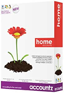 Home Accountz (PC/Mac/Linux)