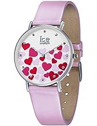 Ice Watch Armbanduhr Ice love 2017 City Pastel pink Small 13373