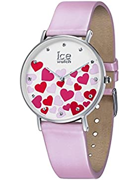 Ice Watch Armbanduhr Ice love 2017 City Pastel pink Small 13373