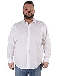 6ad00dc76604a Amazon.it  taglie forti uomo - Camicie classiche   Camicie ...