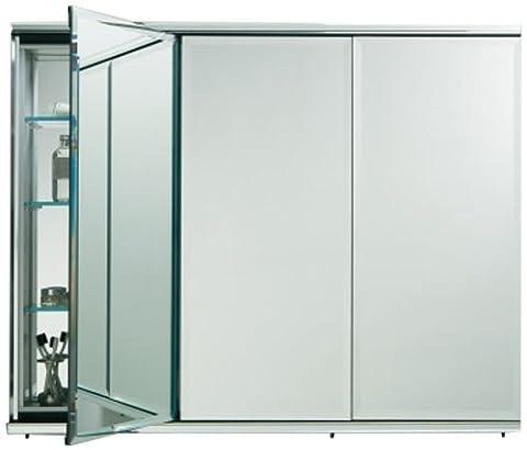 Robern CB-TFC4838 C-Series 3-Door Medicine Cabinet by