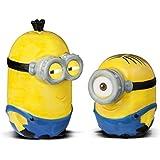 Joy Toy 90327 Minions Salz und Pfefferstreuer in Keramik als Set in Geschenkpackung 7,5 x 12,5 x ...
