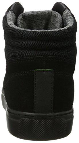 Boss Green Enlight_Hito_sdmx 10201677 01, Baskets Montantes Homme Noir (Black)