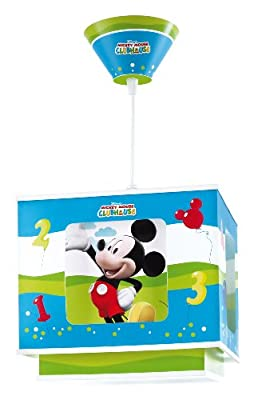 Dalber 63852 Hängeleuchte Mickey Mouse Kinderzimmer Lampe Leuchte von Dalber S.L. auf Lampenhans.de
