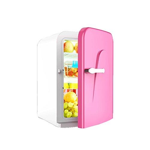 Mini Kühlschrank KUN Peng Shop 16L Hause Student Schlafsaal Medizin Muttermilch Kälte Kühlung Kleiner Kühlschrank (Farbe : Pink) (Medizin Gewöhnliche)