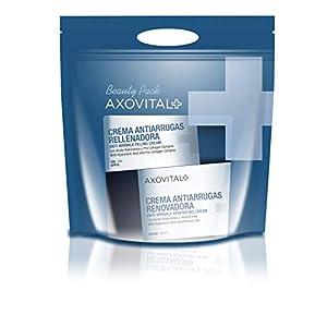 Axovital – Pack Antiarrugas Crema de Día SPF15 + Crema de Noche – 2 x 50 ml