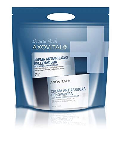 Axovital - Pack Antiarrugas Crema Día + Crema Noche