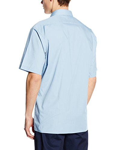 Premier Herren Poloshirt Blau - Hellblau