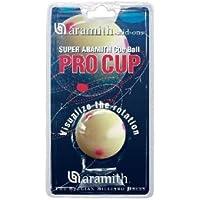 "Billard Kugel ""Aramith Pro Cup"", weiß, 52,4mm, Snooker"