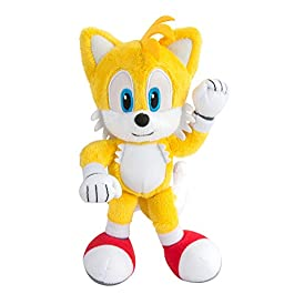 Sonic Tomy Modern Small Collector Plush The Hedgehog Tails