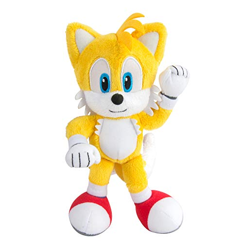 Sonic Tomy Modern Small Collector Plush The Hedgehog Tails (Hedgehog Sonic Tails)