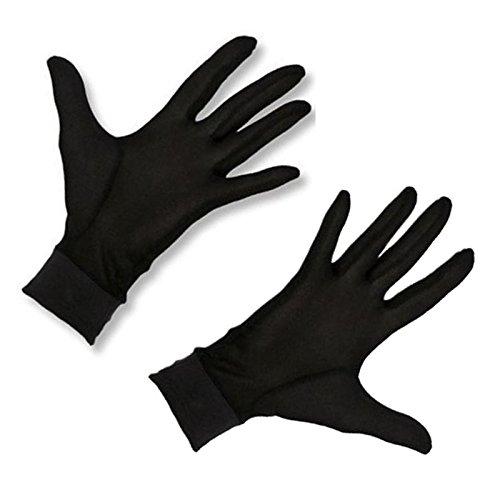 Thermo Handschuhe Fleece Unisex Schwarz Thermohandschuhe Damen Damenhandschuhe