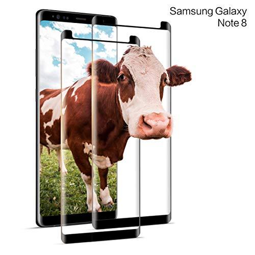 DOSNTO 3D Protector Pantalla Samsung Galaxy Note 8,2