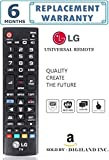 #9: LG LED/LCD/PLASMA 3D Smart TV Remote (Works With All LG Led/Lcd/TV)