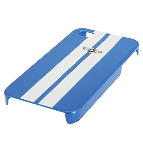mini-iphone-4-4s-hard-phone-case-mit-logo-und-streifen-einheitsgrosse-blau-silber