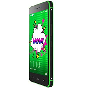 "Hisense C30 ROCK Lite Dual SIM 4G 16GB Black, Green - Smartphones (12.7 cm (5""), 16 GB, 8 MP, Android, 7.0 Nougat, Black, Green)"