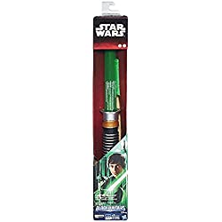 Star Wars - C1572 - Disney Toy - Return of the Jedi Luke Skywalker Electronic Lightsaber - Bladebuilders