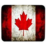 Elmax India I Love Canada Mouse Pad, Speed-Type Precision Gaming Mouse Pad, Non Slip Base
