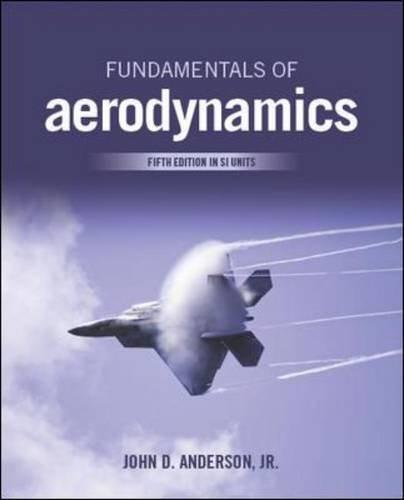 Fundamentals of aerodynamics (Ingegneria) por John Anderson