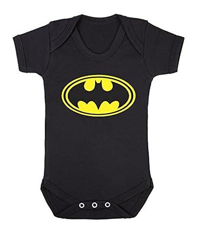 Batman funny babygrow onesie (0-3
