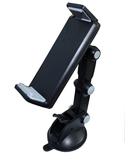 Aerzetix: Halter Ständer mit Saugnapf für Telefon GSM Portable Mobile PDA Smartphone GPS PSP 115 mm-190 mm C17023 Gsm Pda Gps