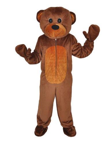 Teddy Bär Einheitsgrösse XXXL- XXXXL Kostüm Fasching Karneval -