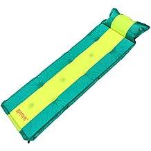 La cama del cargamento del coche, cojín inflable automático al aire libre solo y el doble puede coserse La almohadilla de dormir más grande más gruesa de la playa de la comida campestre de la barrera de la humedad de la humedad 194 * 56 * 3CM ( Color : B )