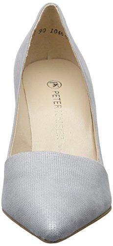 Peter Kaiser 65731, Zapatos de Tacón Mujer Gris (ice Pointmic Topas Suede 941)
