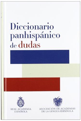 Diccionario panhispánico de dudas (DICCIONARIOS RAE TRADE) por REAL ACADEMIA