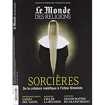 Monde des Religions N90 Juil-Aout 2018