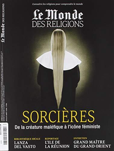 Monde des Religions N90 Juil-Aout 2018 par Collectif